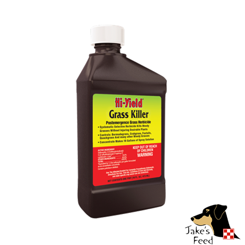 GRASS KILLER HERBICIDE
