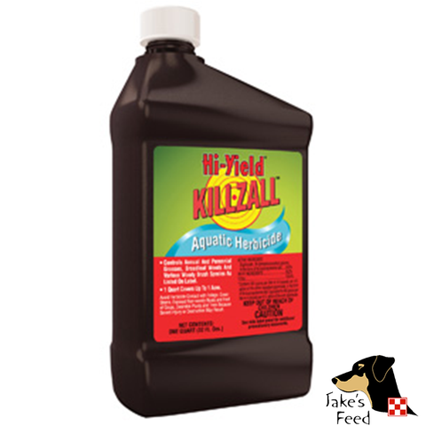KILLZALL AQUATIC HERBICIDE QT