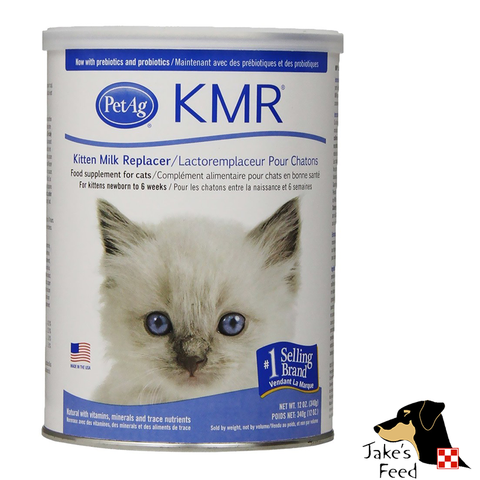 KMR POWDER MILK REPLACER POWDER 12 OZ.