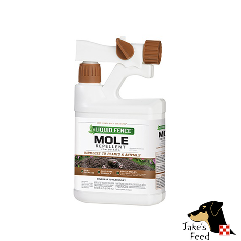 LIQUID FENCE MOLE VOLE REPELLENT 32oz