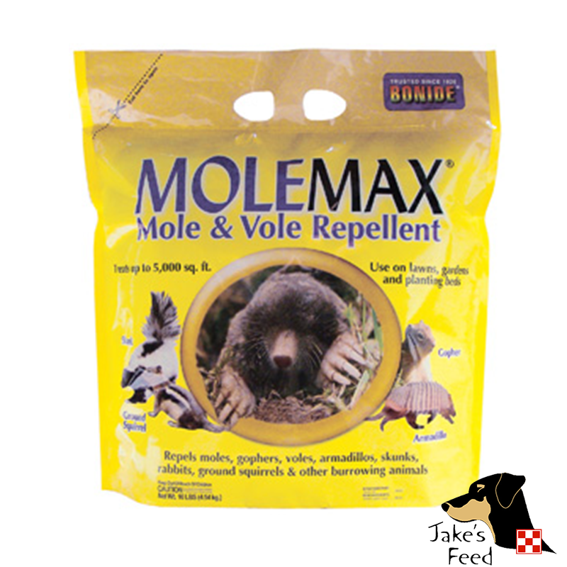 MOLE MAX REPELLENT