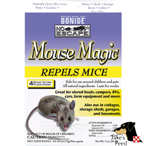BONIDE MOUSE MAGIC 2 OZ