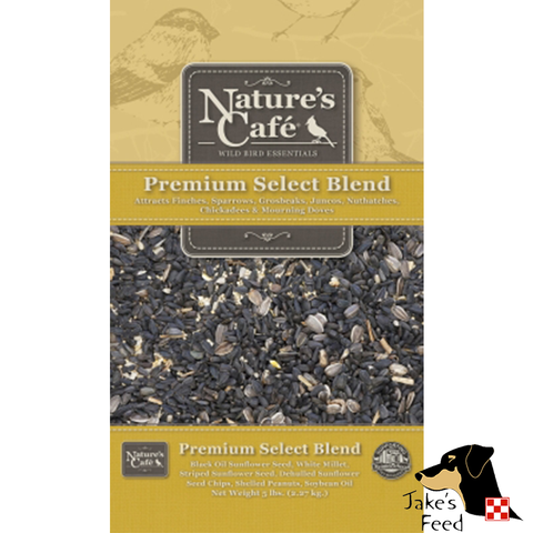 NATURE'S CAFE PREMIUM SELECT