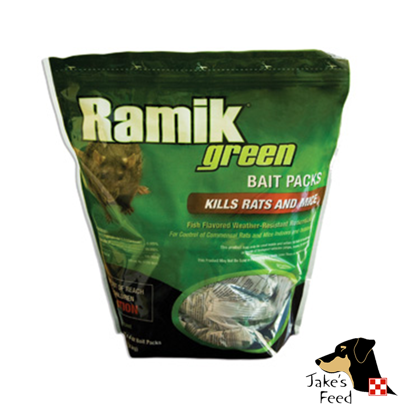 RAMIK GREEN PACKS 4 lbs