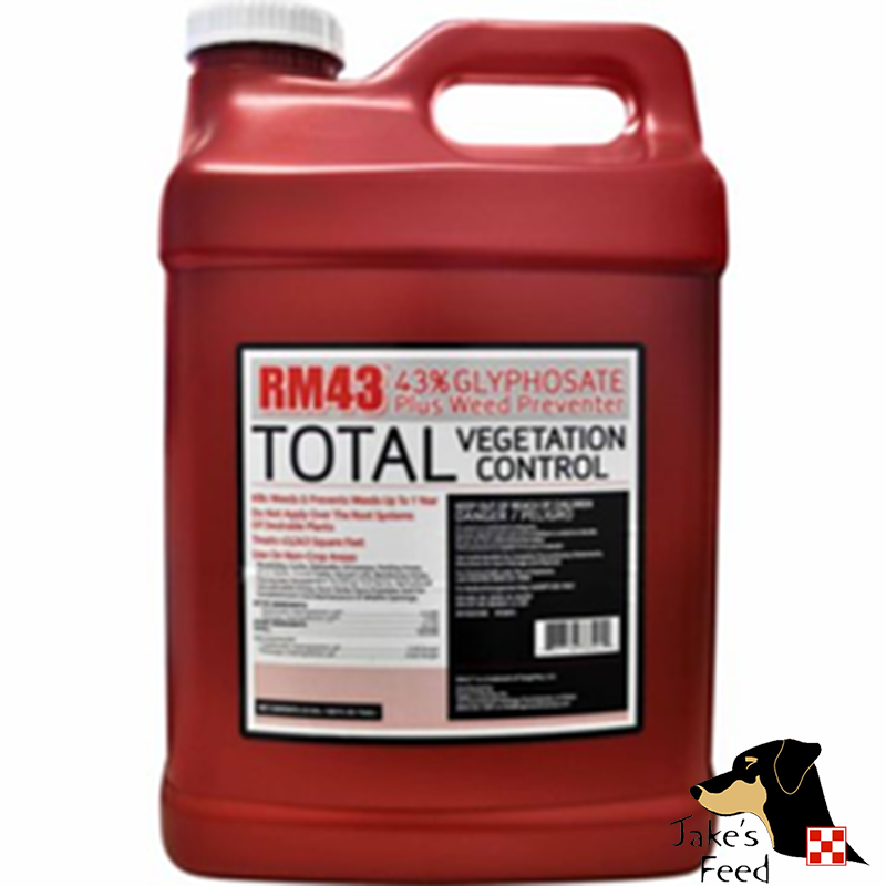 RM43 WEED PREVENTER 2.5 GALLON