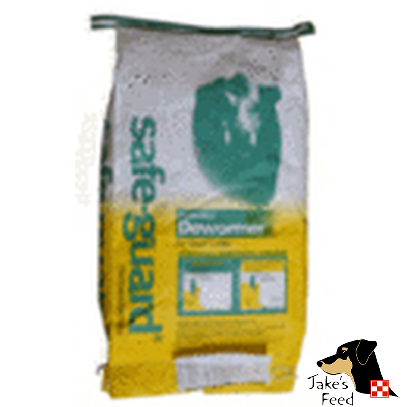 SAFE-GUARD PELLETS 25#