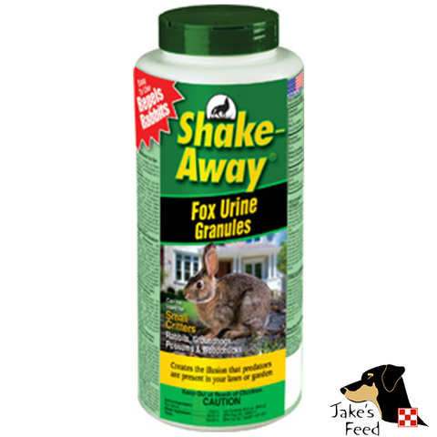 SHAKE AWAY FOX URINE CRITTER REPELLENT GRANULE 28.5oz