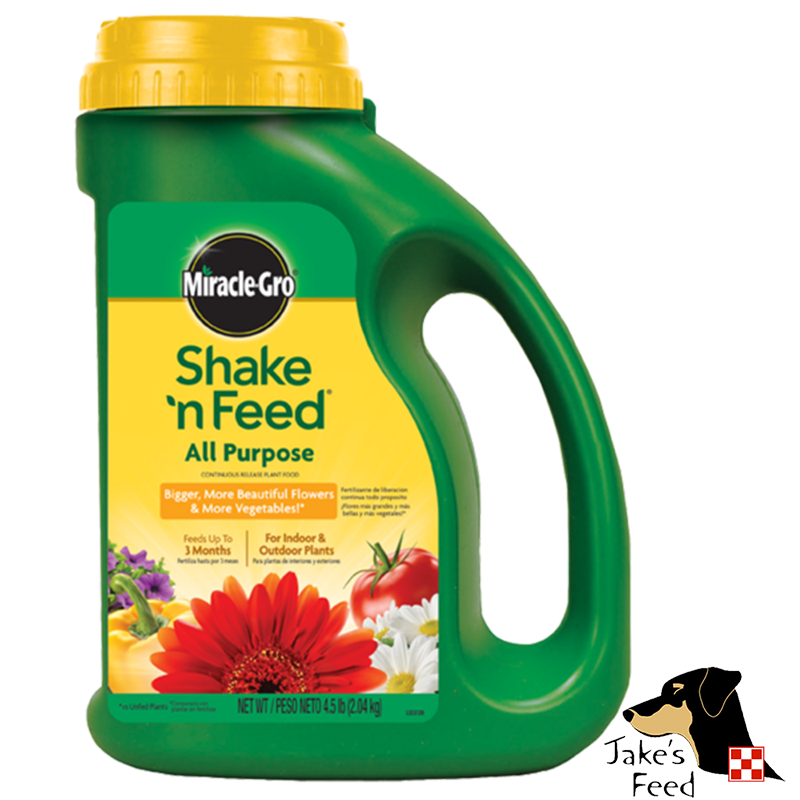 SHAKE N FEED ALL PURPOSE 4.5 lbs