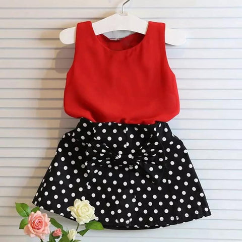 Girl's Two Piece Outfit