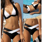 Swimsuit Push up Sexy Bikini Set Swimwear