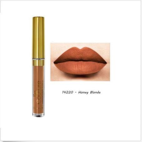 Matte Lip Contour Waterproof Liquid Lipstick