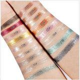 Nice Face Glitter Pigments Metallic Eye shadow Liquid Highlighter Makeup