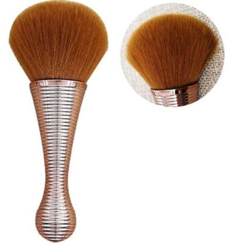 Soft Contour Face Powder Foundation Blush Brush
