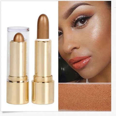 Highlight & Contour Shimmer Stick Facial Body Makeup Concealer