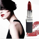 Top Vampire Style Makeup Lipstick Lip Gloss Waterproof Long Lasting Dark Red