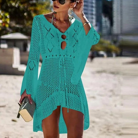Best Seller! Crochet Swimsuit Cover UP