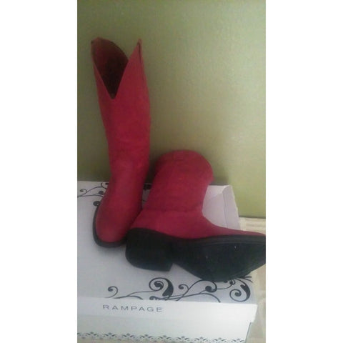 Women's Rampage Red Boots