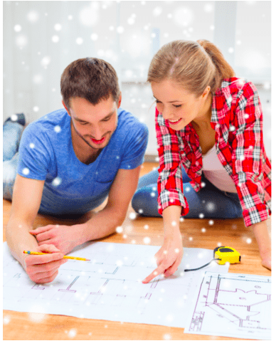 The Benefits of Home Remodeling Projects During Fall & Winter Seasons