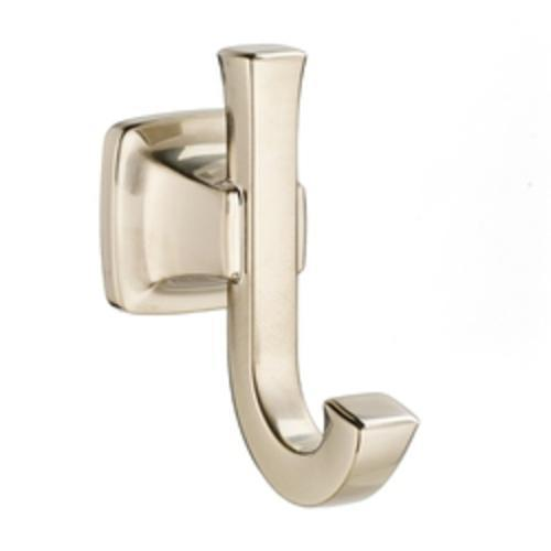 "American Standard Accessories Brushed Nickel American Standard ""Townsend"" Robe Hook"