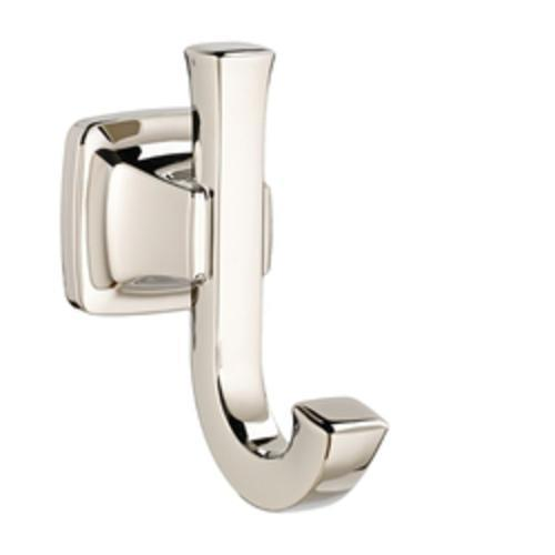 "American Standard Accessories Polished Nickel American Standard ""Townsend"" Robe Hook"