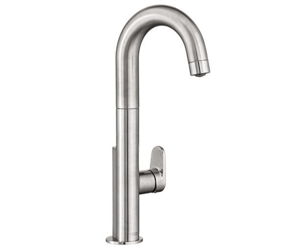 "American Standard bar/prep faucet Stainless Steel American Standard ""Beale"" Pull-Down Bar Faucet"