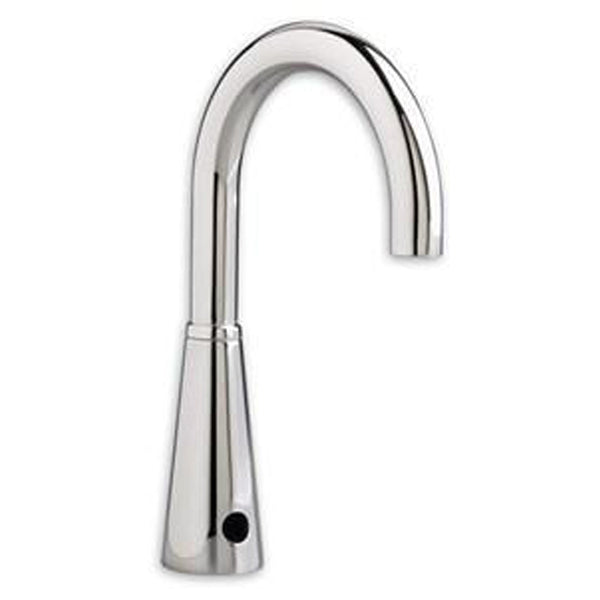 "American Standard Bathroom Faucet Polished Chrome American Standard ""Selectronic"" IC Chrome Bathroom Faucet"