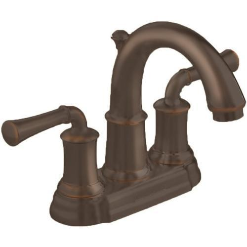 "American Standard bathroom sink faucet Oil Rubbed Bronze American Standard ""Portsmouth"" 4'' Centerset Bathroom Sink Faucet"