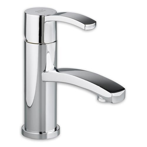 "American Standard bathroom sink faucet Polished Chrome American Standard ""Berwick"" Single Hole Bathroom Sink Faucet"