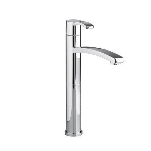 "American Standard bathroom sink faucet Polished Chrome American Standard ""Berwick"" Vessel Filler Bathroom Sink Faucet"