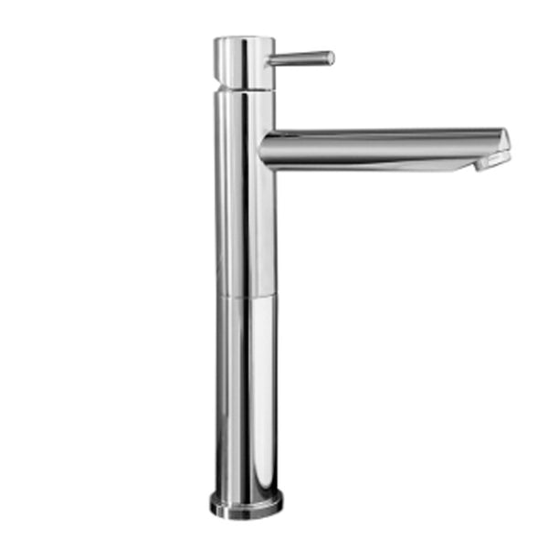"American Standard bathroom sink faucet Polished Chrome American Standard ""Serin"" Vessel Filler Bathroom Sink Faucet"