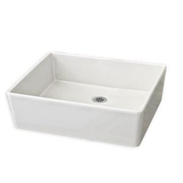 "American Standard bathroom sink White American Standard ""Cadet Vessel"" Fireclay Bathroom Sink"