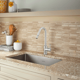 "American Standard Kitchen Faucet American Standard ""Pekoe"" High Flow Pull-Down Kitchen Faucet"