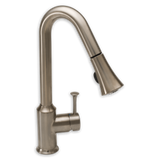 "American Standard kitchen faucet American Standard ""Pekoe"" Pull-Out Spray Kitchen Faucet"