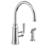 "American Standard kitchen faucet American Standard ""Portsmouth"" Single Handle Kitchen Faucet"