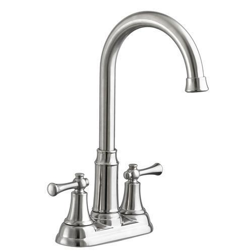 "American Standard kitchen faucet Stainless Steel American Standard ""Portsmouth"" 4'' Centerset Bar Faucet"