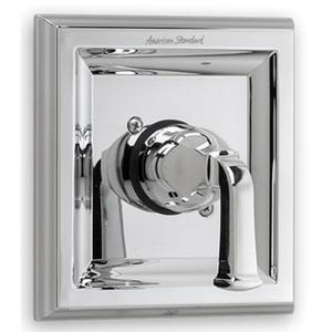 "American Standard Non-Thermostatic Valve Trim Polished Chrome American Standard ""Town Square"" Non-Thermostatic Valve Trim"
