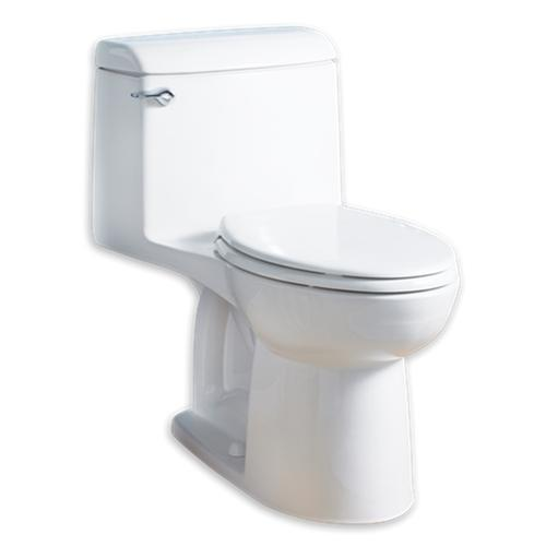 "American Standard One Piece Toilet White American Standard ""Champion 4"" One Piece Toilet"