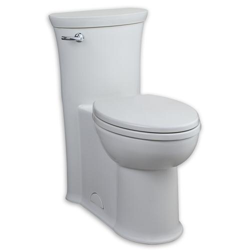 "American Standard One Piece Toilet White American Standard  ""Tropic"" One Piece Toilet"