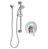 American Standard shower faucet Polished Chrome American Standard Commercial Shower System
