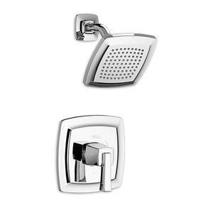 "American Standard Shower Faucet Polished Chrome American Standard ""Townsend"" Shower Faucet Trim Kit"