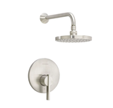 "American Standard shower faucet Satin Nickel American Standard ""Berwick"" Shower Trim Faucet"