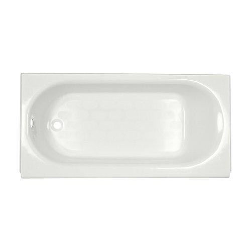 "American Standard Soaking Bathtub White American Standard  ""Princeton"" 60'' x 30'' Soaking Bathtub"