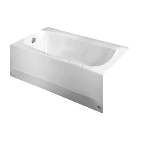 "American Standard Soaking Tub Arctic White American Standard  ""Cambridge"" 60'' x 32'' Soaking Tub"