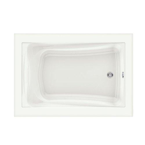 "American Standard Soaking Tub White American Standard ""Green Tea"" 60'' x 42'' Soaking Tub"