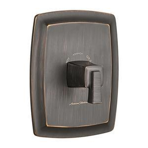 "American Standard Thermostatic Valve Trim Legacy Bronze American Standard ""Townsend"" Thermostatic Valve Trim"