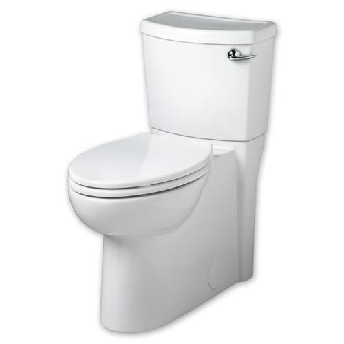 "American Standard Two Piece Toilet white American Standard  ""Cadet 3"" Two Piece Toilet"