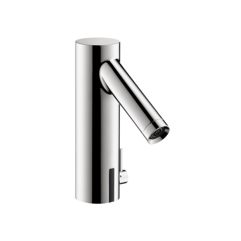 "Axor bathroom sink faucet Chrome AXOR  ""Starck"" Single Hole Bathroom Sink Faucet"
