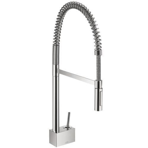 "Axor kitchen faucet Chrome AXOR ""Starck"" Single Handle Kitchen Faucet"
