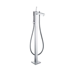 "Axor Tub-Filler Chrome Hansgrohe ""Axor Cittero"" Freestanding Tub-Filler"