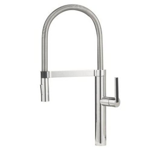 "Blanco Kitchen Faucet Chrome Blanco ""Culina"" Single Handle Kitchen Faucet"